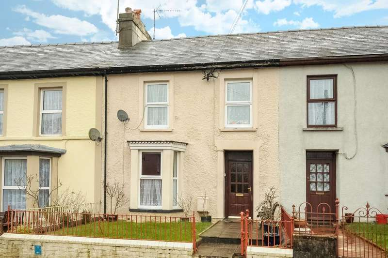 4 Bedrooms House for sale in Irfon Terrace, Llanwrtyd Wells, Powys, LD5