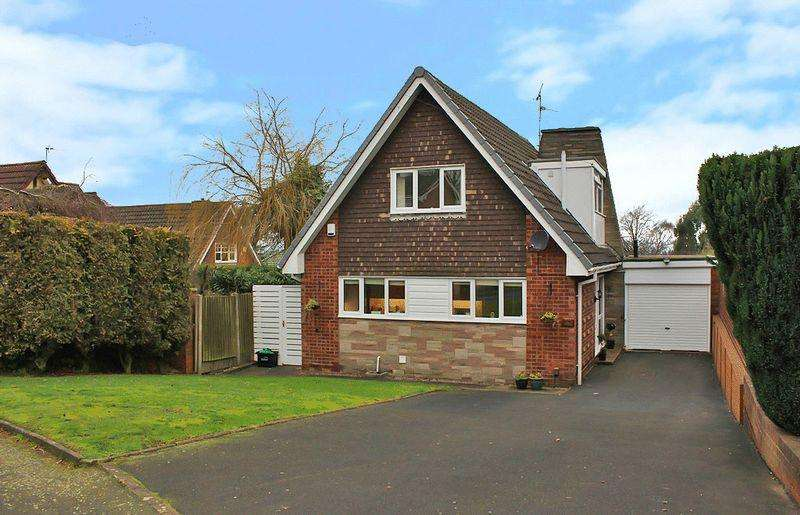2 Bedrooms Detached House for sale in Caswell Road, SEDGLEY, DY3 3TF