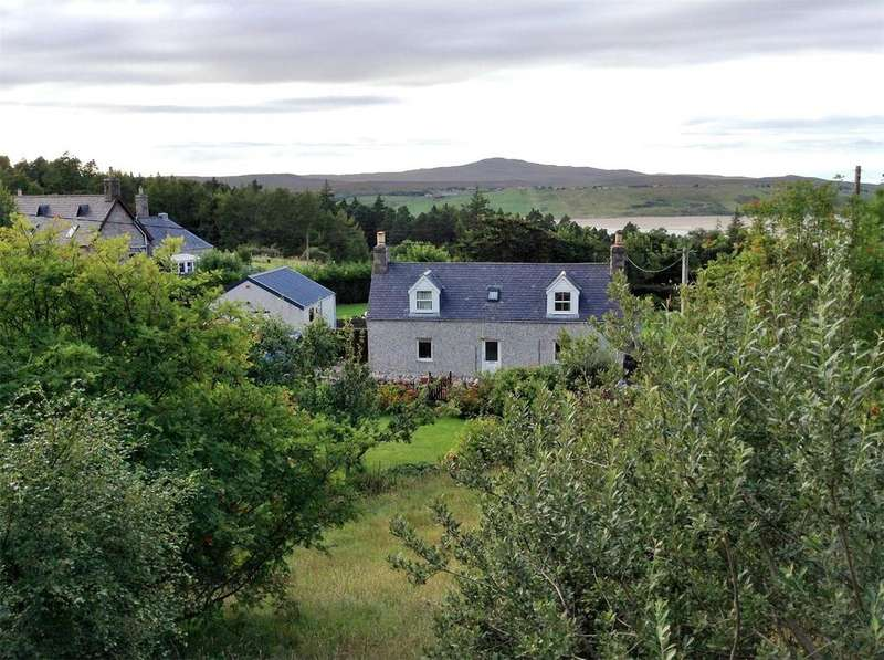3 Bedrooms House for sale in 118 Rhitongue, Tongue, Lairg, Highland, IV27