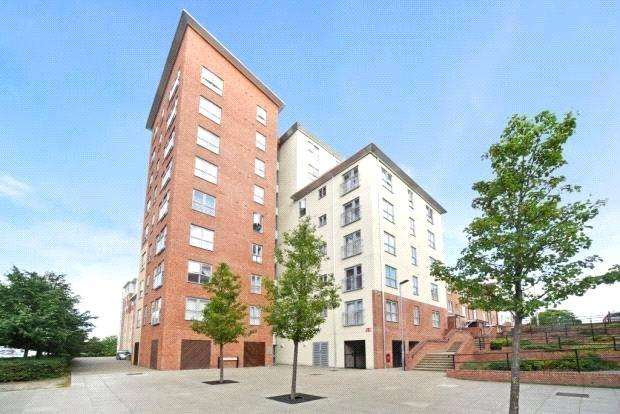 1 Bedroom Apartment Flat for sale in Basing House, Moulsford Mews, Reading, Berkshire, RG30