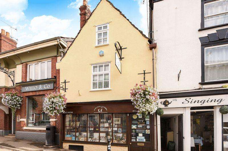 4 Bedrooms Terraced House for sale in Long Street, Wotton-Under-Edge