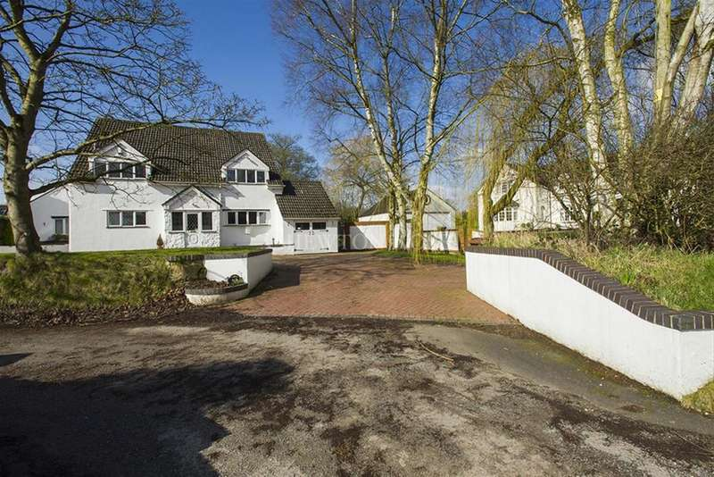 4 Bedrooms Cottage House for sale in Kingstone, Uttoxeter, Staffordshire