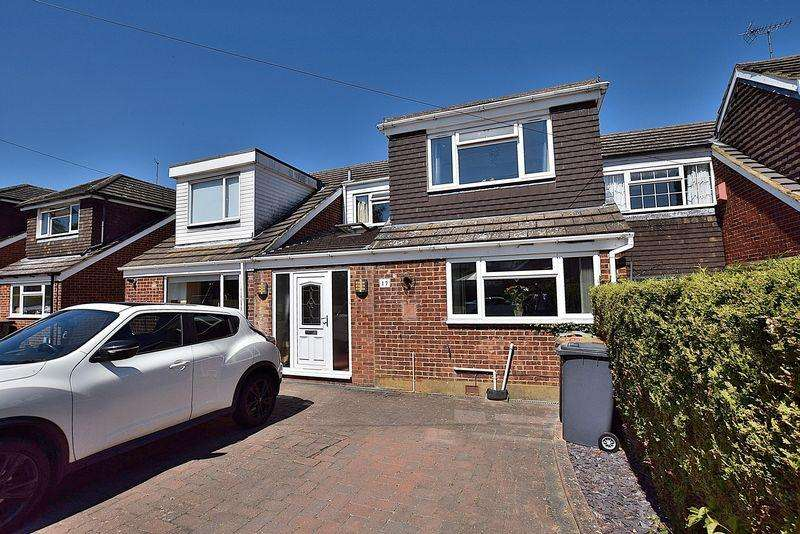 3 Bedrooms Terraced House for sale in Churchill Road, South West Dunstable