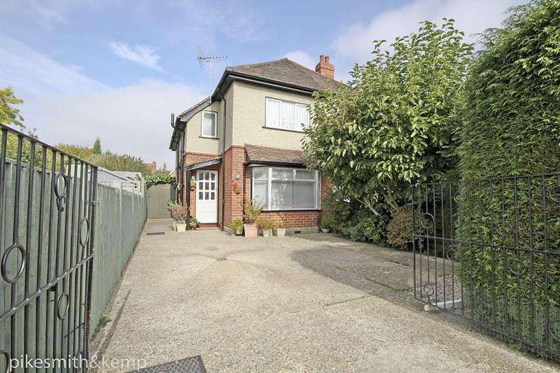3 Bedrooms Semi Detached House for sale in Keble Road, MAIDENHEAD, SL6