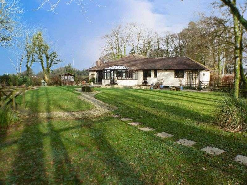 4 Bedrooms Property for sale in Bridestowe, Devon