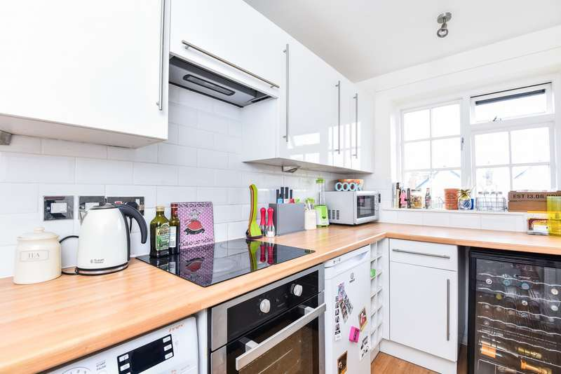 1 Bedroom Flat for sale in Ashdown Way, Balham, SW17