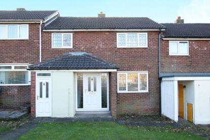 3 Bedrooms Terraced House for sale in Constable Drive, Sheffield, South Yorkshire