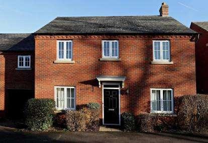 4 Bedrooms Link Detached House for sale in Ibbett Lane, Potton, Sandy, Bedfordshire