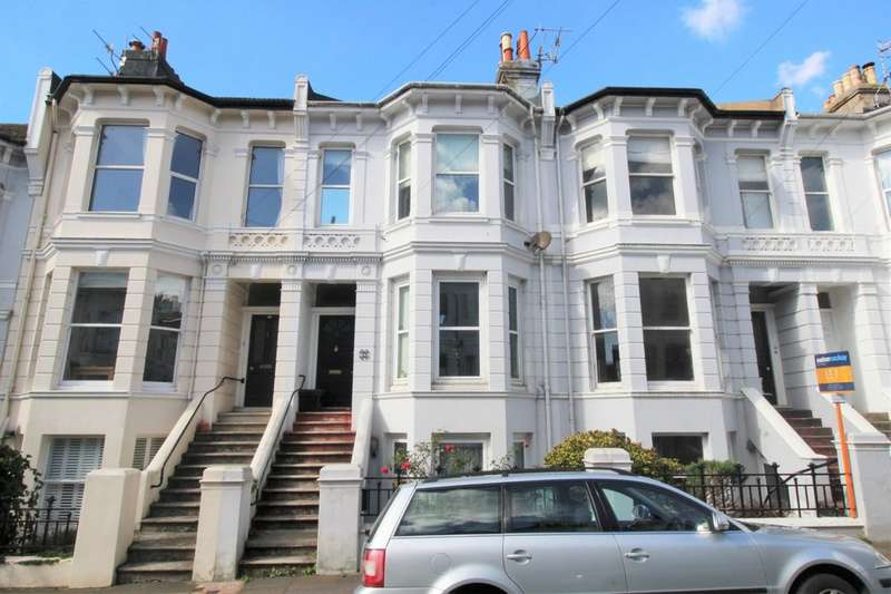 5 Bedrooms Terraced House for sale in Stanford Road, Brighton, BN1 5DH
