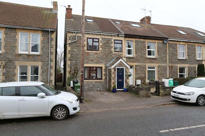 3 Bedrooms End Of Terrace House for sale in High Street, Oldland Common, Bristol, Gloucestershire, BS30 9TH