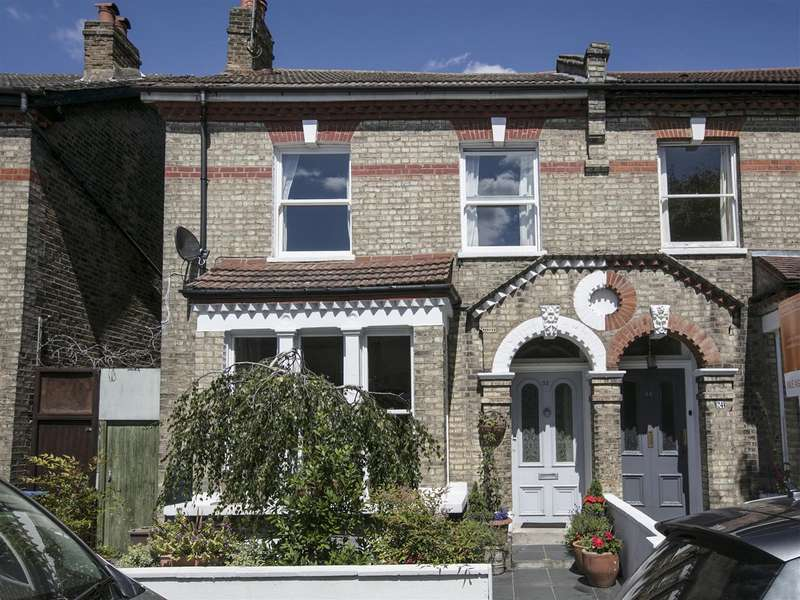 4 Bedrooms Semi Detached House for sale in Carden Road, Nunhead, SE15