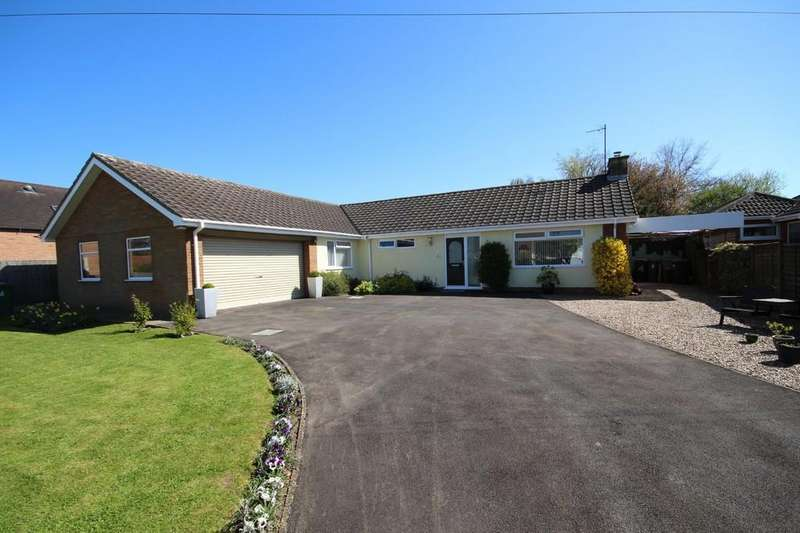 4 Bedrooms Detached Bungalow for sale in Ingham Road, Stow
