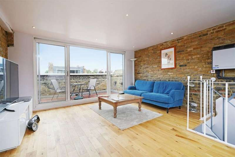 3 Bedrooms Maisonette Flat for sale in Devonshire Road, Chiswick, W4