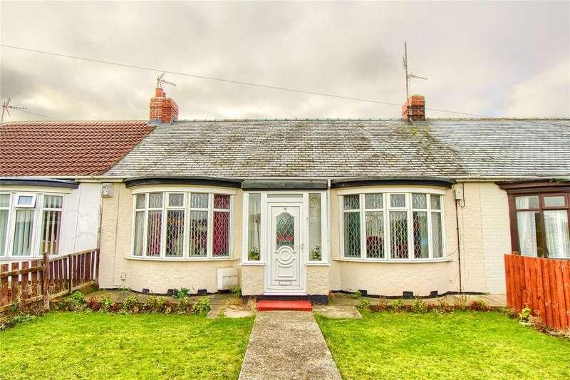 2 Bedrooms Terraced Bungalow for sale in Cargo Fleet Lane, Ormesby