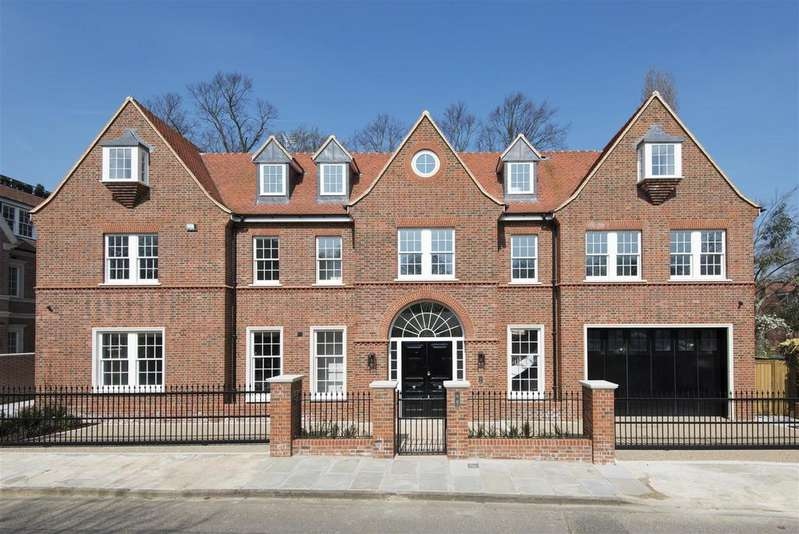6 Bedrooms Detached House for sale in Canons Close, N2