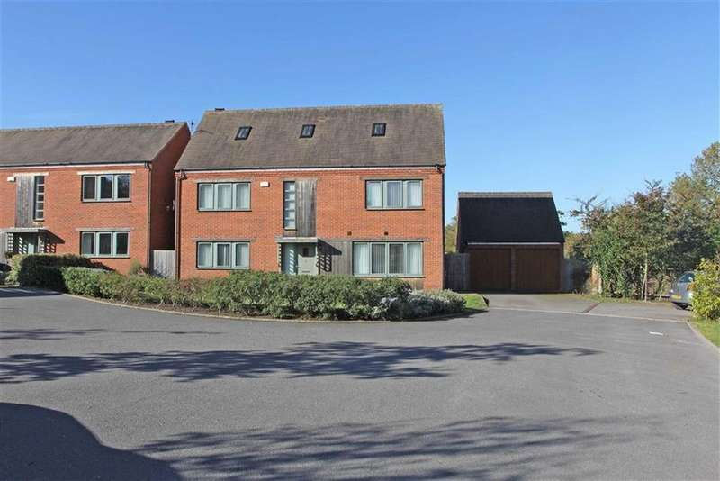 5 Bedrooms Detached House for sale in Green Farm Court, Anstey, Leicestershire