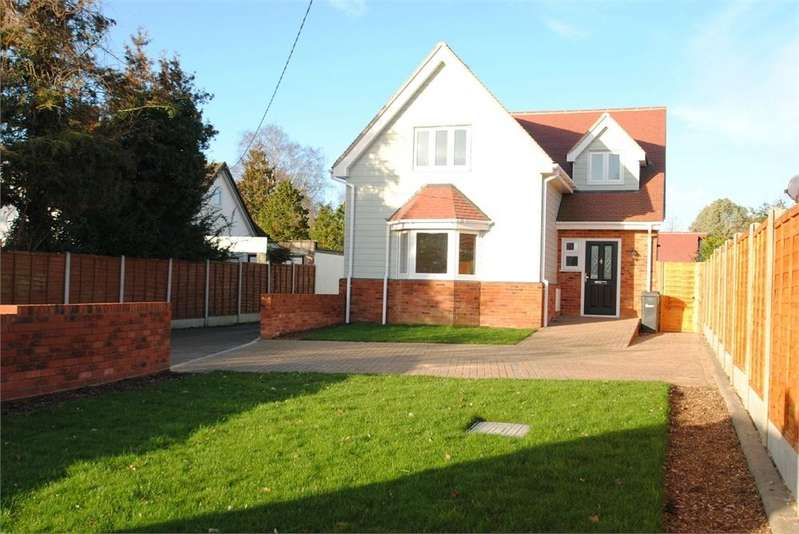 4 Bedrooms Detached House for sale in Regency Close, London Road, Gt Notley, Braintree, Essex