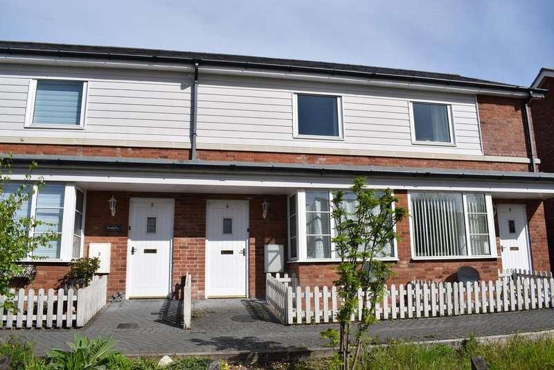 2 Bedrooms Terraced House for sale in Station Mews, Sandford Lane, Wareham BH20