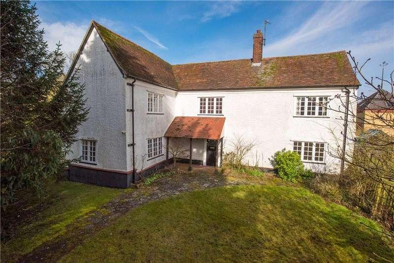 3 Bedrooms Unique Property for sale in Croft Lane, Letchworth Garden City, Hertfordshire