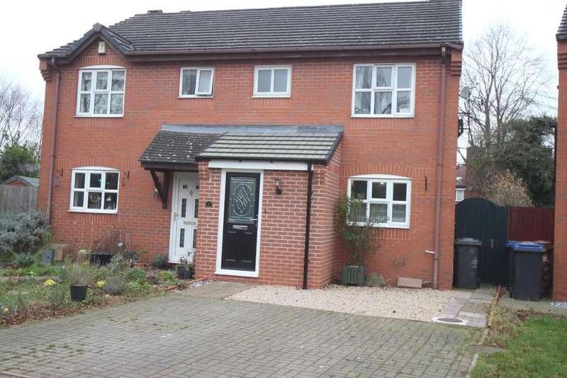 3 Bedrooms Semi Detached House for sale in St. Pauls Gardens, Hinckley