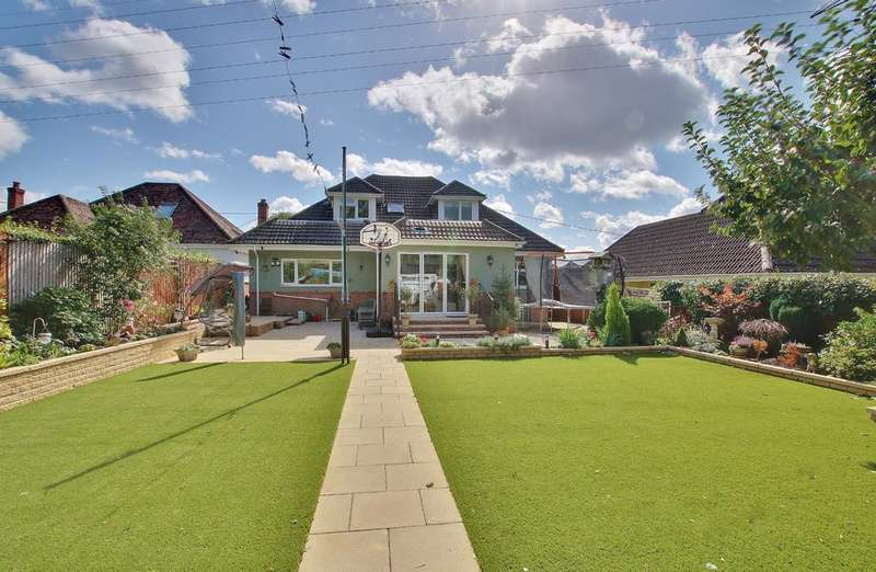 4 Bedrooms Chalet House for sale in NURSLING