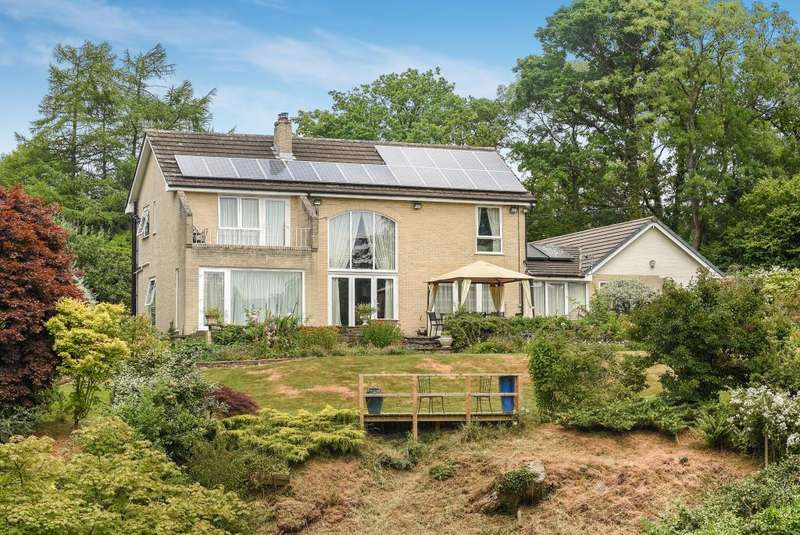 4 Bedrooms Detached House for sale in Groesfordd, Brecon,Powys,LD3, LD3