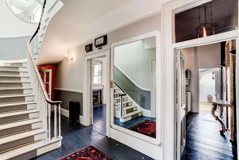6 Bedrooms Villa House for sale in Clifton Hill, Clifton Hill Conservation Area, Brighton