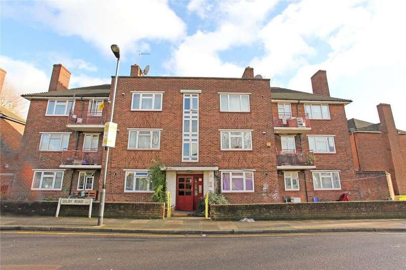 3 Bedrooms Apartment Flat for sale in Selby Road, London, N17
