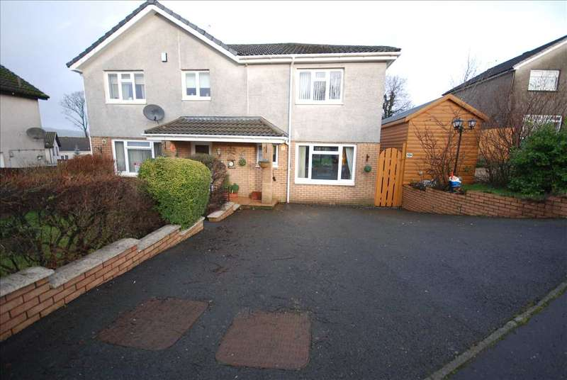 5 Bedrooms Detached House for sale in Morrishill Drive, Beith