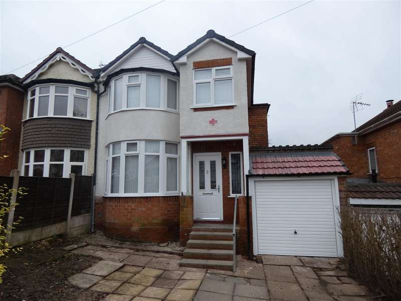 3 Bedrooms Semi Detached House for sale in Forest Hill Road, Sheldon, Birmingham