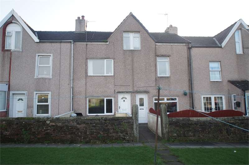 3 Bedrooms Terraced House for sale in CA23 3DE Prospect Row, CLEATOR, Cumbria
