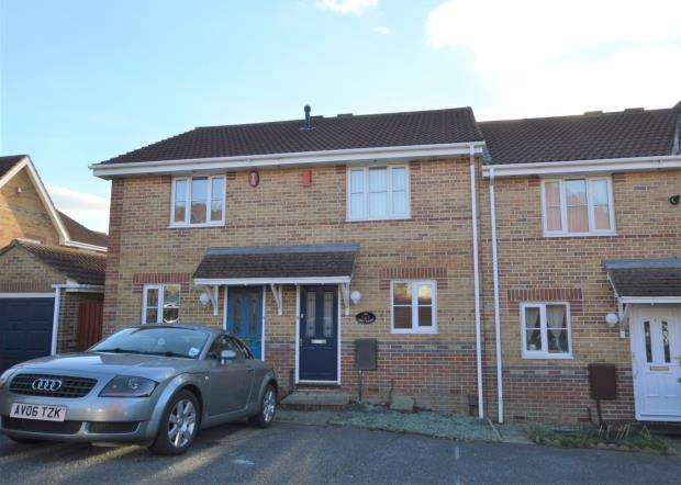 2 Bedrooms Terraced House for sale in Lower Ridings, Plympton, Plymouth, Devon