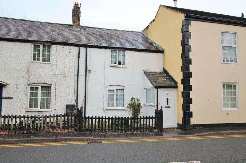 2 Bedrooms Terraced House for sale in Arnon Terrace, Abbey Road, Llangollen