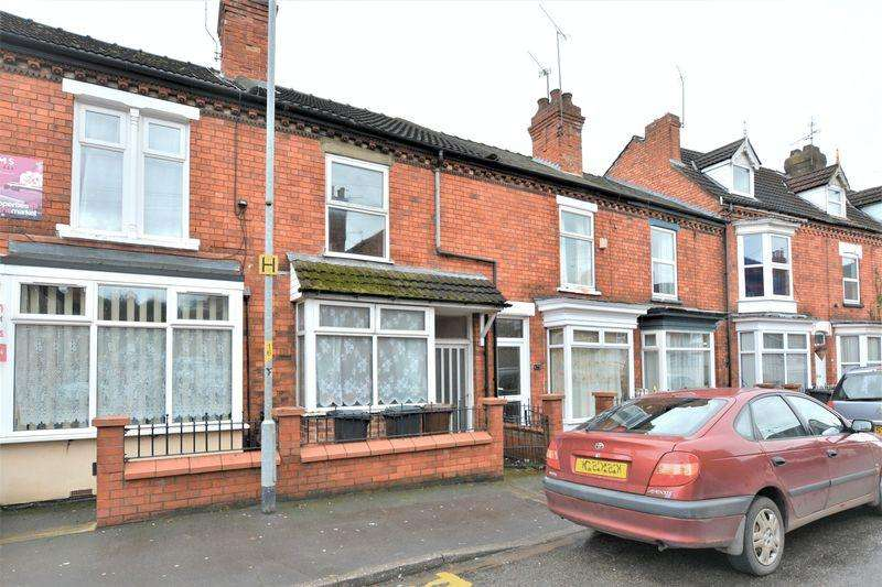 3 Bedrooms Terraced House for sale in Winn Street, Monks Road, Lincoln