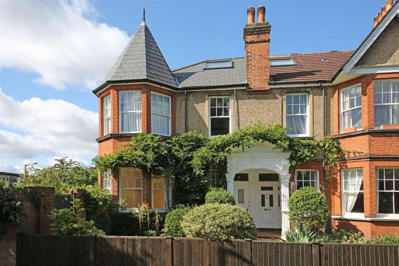 3 Bedrooms Apartment Flat for sale in Panmuir Road, West Wimbledon, SW20