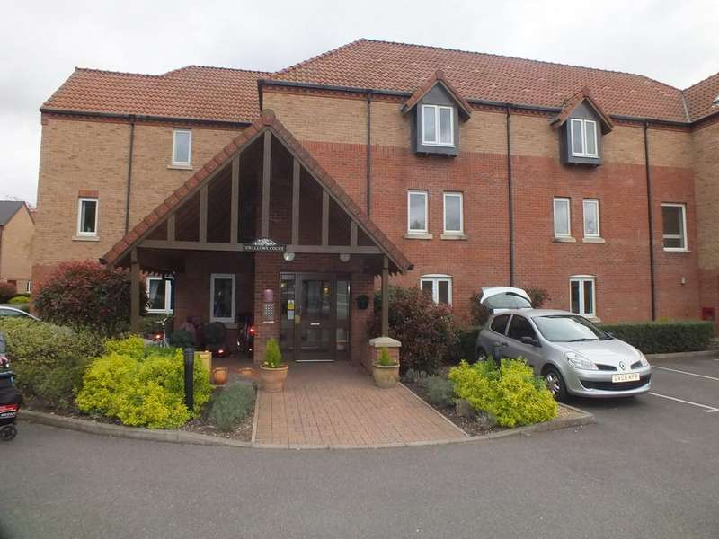 1 Bedroom Apartment Flat for sale in Swallows Court, Spalding