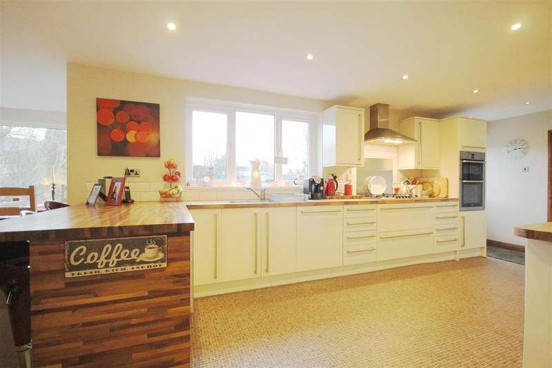 4 Bedrooms Detached House for sale in Brimington Road, Tapton, Chesterfield
