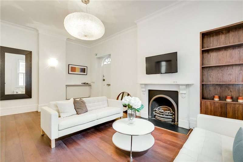 2 Bedrooms Flat for sale in Carlyle Mansions, Cheyne Walk, Chelsea, London, SW3
