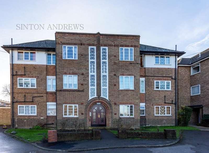 2 Bedrooms Flat for sale in 42 Edmonscote, Argyle Road, Ealing, W13