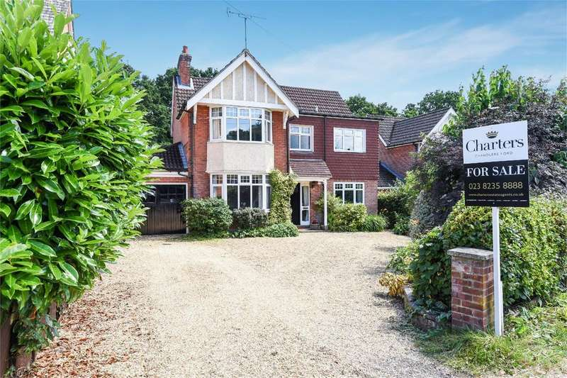 4 Bedrooms Detached House for sale in Kingsway, Hiltingbury, Chandlers Ford, Hampshire, SO53