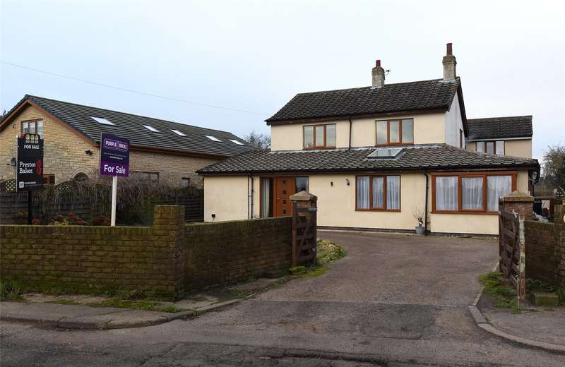 5 Bedrooms Detached House for sale in South Bramwith, Doncaster, DN7