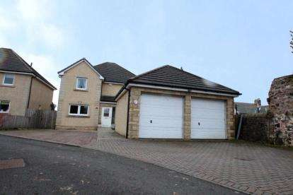 5 Bedrooms Detached House for sale in High Street, Leslie