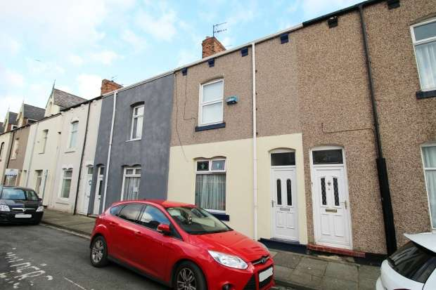 3 Bedrooms Terraced House for sale in Wharton Street, Hartlepool, Cleveland, TS24 8BQ