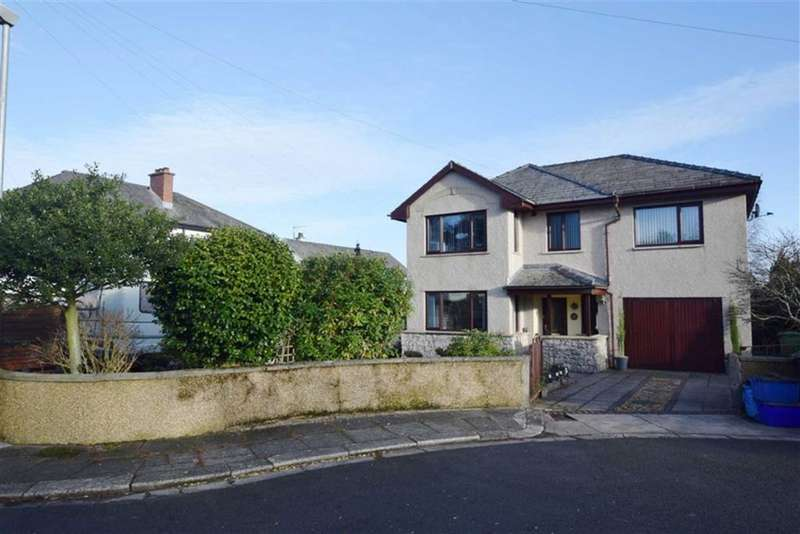 4 Bedrooms Detached House for sale in Rakehead Close, Ulverston, Cumbria