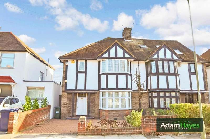3 Bedrooms Semi Detached House for sale in Bow Lane, North Finchley, N12