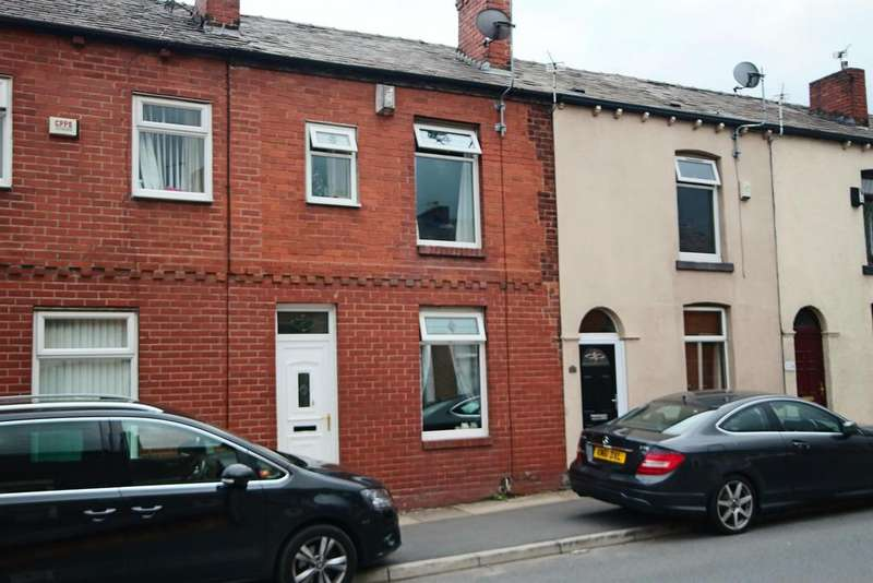 2 Bedrooms Terraced House for sale in Bolton Road, Westhoughton, Bolton, BL5 3DX