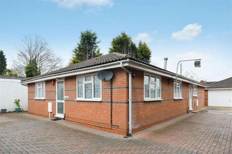 5 Bedrooms Detached Bungalow for sale in St. Pauls Road, Foleshill, Coventry