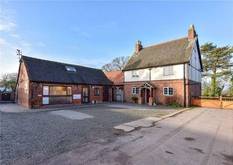 5 Bedrooms Detached House for sale in Holly Lane, Wishaw, Sutton Coldfield, Warwickshire, B76