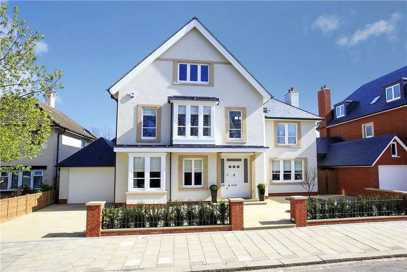 6 Bedrooms Detached House for sale in Broom Water West, Richmond, Teddington, TW11