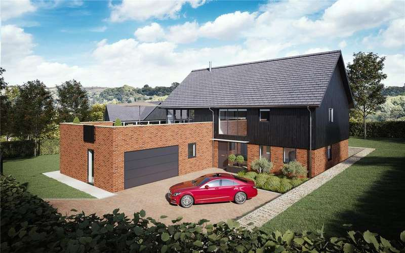 5 Bedrooms Detached House for sale in Lancaster House, Harp Hill, Charlton Kings, GL52